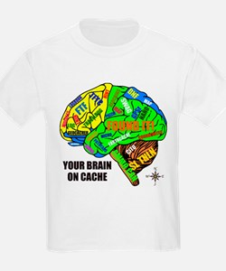 Your Brain on Cache T-Shirt