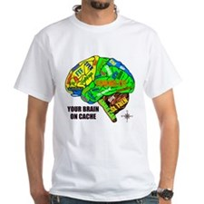Your Brain on Cache Shirt