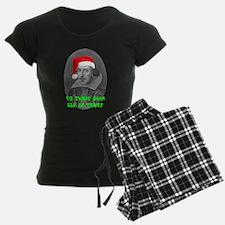 To Thine Own Elf Be True Pajamas