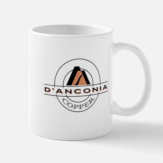 D'Anconia Copper Classic Mug