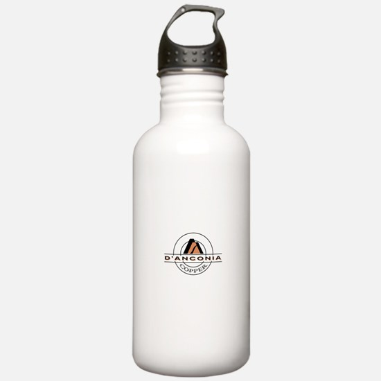 D'Anconia Copper Classic Water Bottle