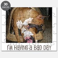 Unique Bad day Puzzle