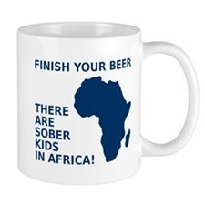 Finish your beer Mug