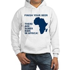 Finish your beer Hoodie
