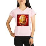 Jesus Loves Me - Cross - Performance Dry T-Shirt