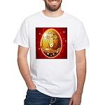 Jesus Loves Me - Cross White T-Shirt
