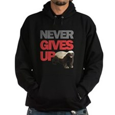 Honey Badger Don't Care Hoodie