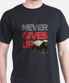 Honey Badger Don't Care T-Shirt