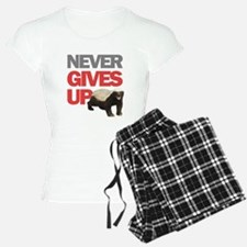 Honey Badger Don't Care Pajamas