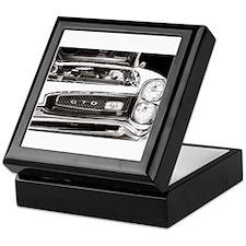 Keepsake Box, 1967 Pontiac GTO.