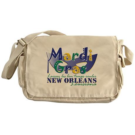 MG NOLA Pl Mk Lai Messenger Bag