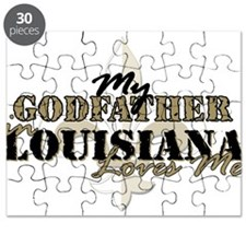 My Godfather in LA Puzzle