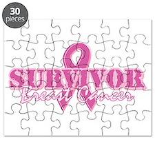 Survivor Breast Cancer Puzzle