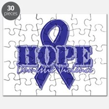 Cute Domestic violence survivors Puzzle