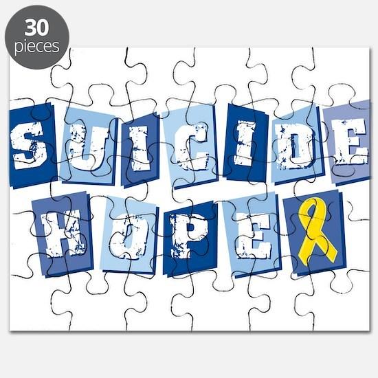 Suicide Hope Puzzle