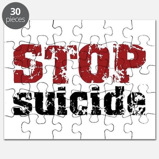 STOP Suicide Puzzle