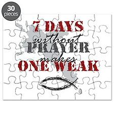 7 days Puzzle
