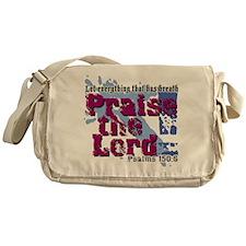 Psalms 150:6 Messenger Bag