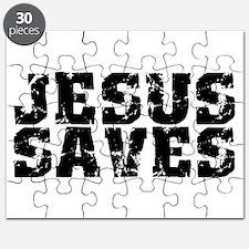 Jesus Saves bk Puzzle