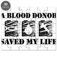 Blood donor saved Puzzle