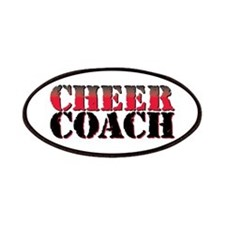 Cheer Coach Patches
