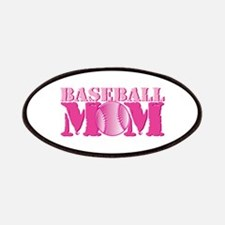 Baseball Mom pink Patches