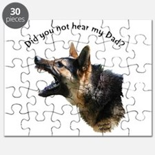 Did you not hear my Dad? Puzzle