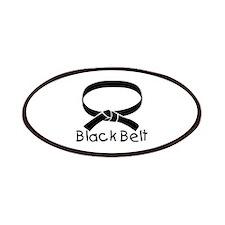 Black Belt Patches