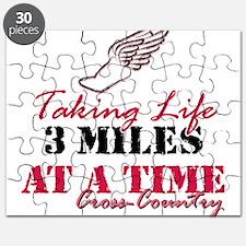 Taking Life 3 miles CC Puzzle