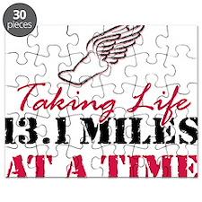 Taking Life 13.1 miles Puzzle