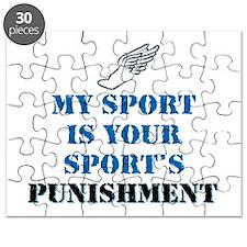 Running - Punishment Puzzle