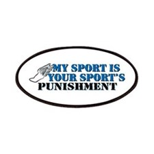 Running - Punishment Patches