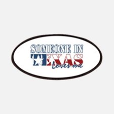 Someone in Texas Patches