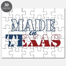 Made in Texas Puzzle