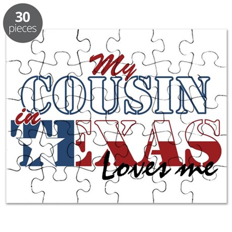 My Cousin in TX Puzzle