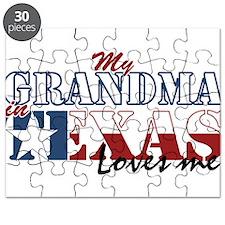 My Grandma in TX Puzzle
