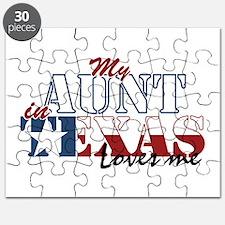 My Aunt in TX Puzzle