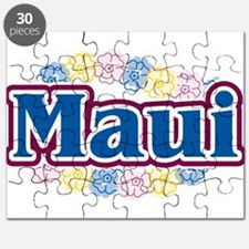 Hawaii - flowers Puzzle