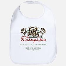 GRIZZLYLAND Bib