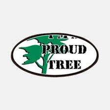 Proud Tree Hugger Patches