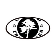 Certified Tree Hugger Patches