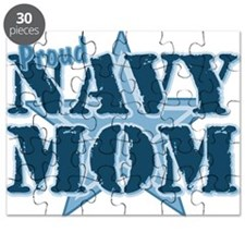 Proud Navy Mom Puzzle