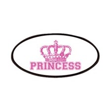 Crown Princess Patches