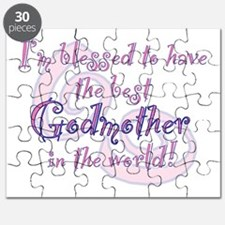 Blessed Godmother Pk Puzzle