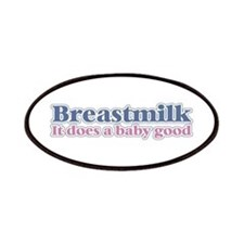 Breastmilk Patches