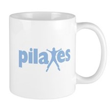 PIlates Baby Blue by Svelte.biz Mug