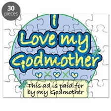 Ad paid by Godmother Puzzle