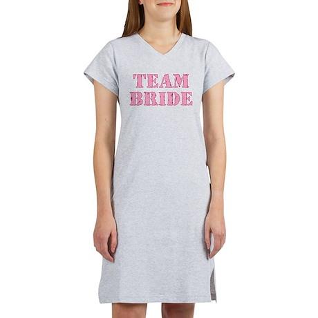Team Bride Women's Nightshirt