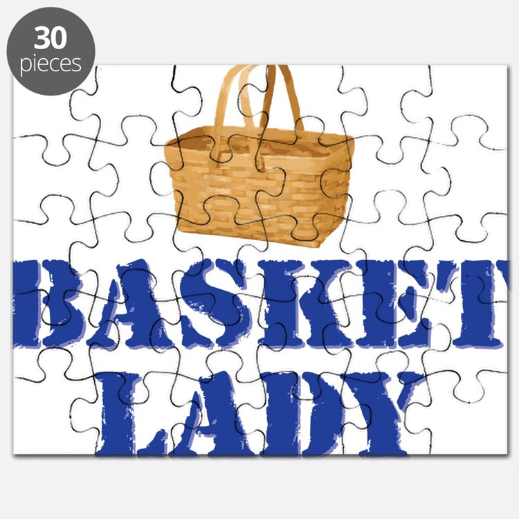 Basket Lady spba Puzzle