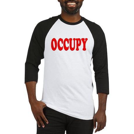 Occupy Baseball Jersey